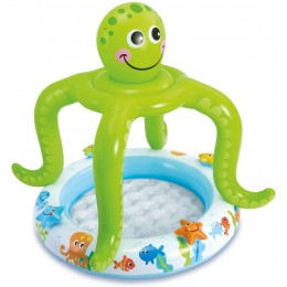 Smiling Octopus Shade Baby Pool