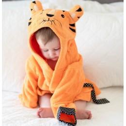 Tiger Bath Robe