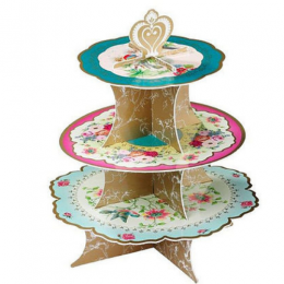 Truly Scrumptious 3 Tier Cake stand