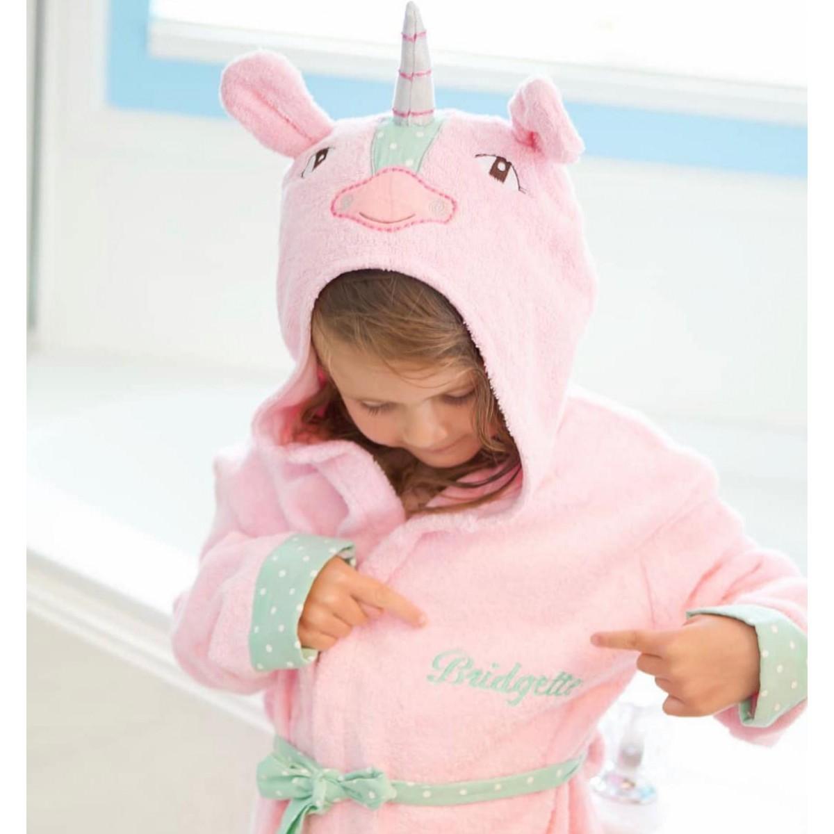 Unicorn Bath Robe