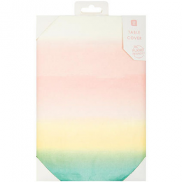 We Heart Pastel Table Cover