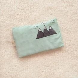 Organic Baby Rai Pillow & Bolster -Far Far Away