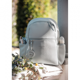 Yummi Green Backpack Diaper Changing Bag