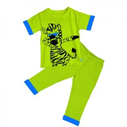 Zebra - Boy Night Suits