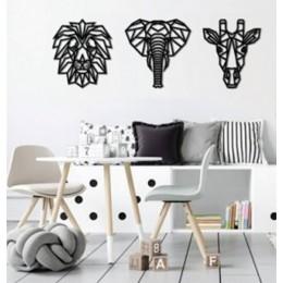Hello! Africa - Wall Decor