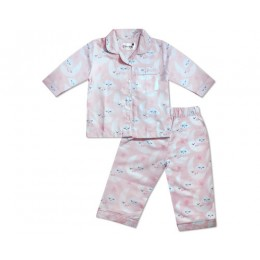 Moon And Clouds Nightsuit  - Adults
