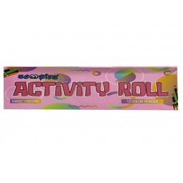 Activity Roll- Pinkee