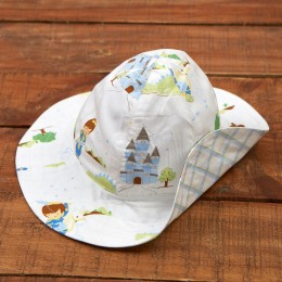 Adventures Of A Prince Organic Sun Hat
