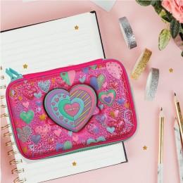 All Hearts Eva Pen & Pencil Case Mirror