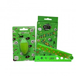 All In 1 Stationery - Green