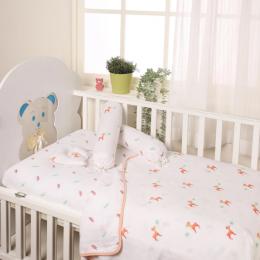 Baby Deers Organic Bedding Set