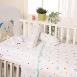 Baby Squirrel Organic Bedding Set