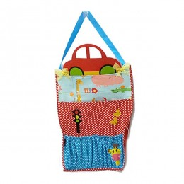 Blue Animal Car Organiser