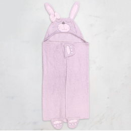 Bunny animal wrap (kids)