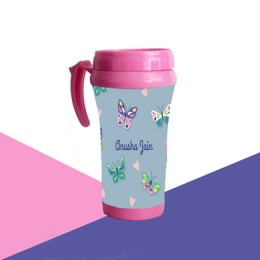 Butterfly Theme Mug