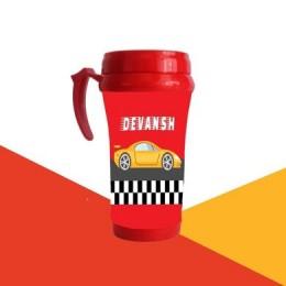 Car Theme Mug