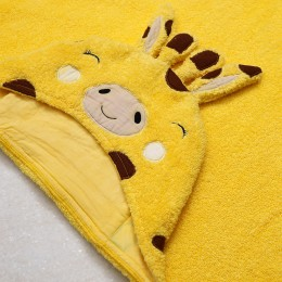 Giraffe animal wrap (kids)
