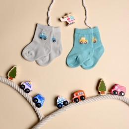 Hasta La Vista Blue And Grey Socks - 2 Pack