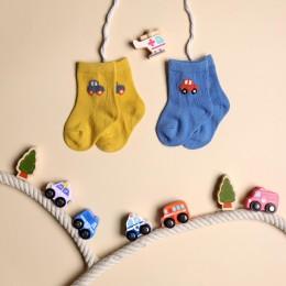 Hasta La Vista Blue And Yellow Socks - 2 pack