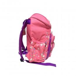 Hoodie Unicorn Character Jr Backpack