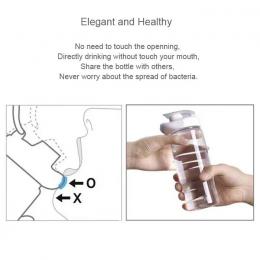 Hygiene Bottles - Blue