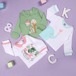 Kisses & Wishes Girls Everyday Essentials - 3 pack