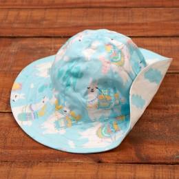Llama Love Organic Sun Hat