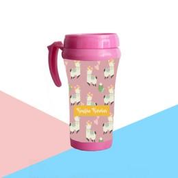 Llama Theme Mug