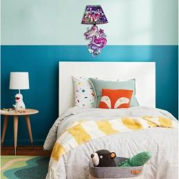 Mermaid Wall Lamp