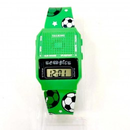 My Chit Chat Watch - Green