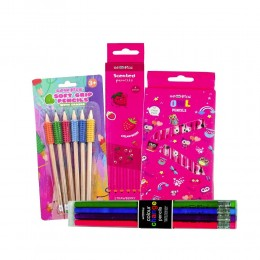My Pencil World - Pink