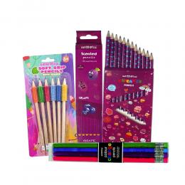 My Pencil World - Purple