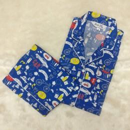 My Town Pyjama Set - For Adults
