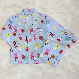 Peppa Pig Pyjama Set - For Kids