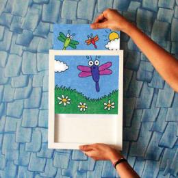 Art Slide Frame