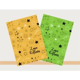 Twinkle Twinkle Stars Theme Notebook