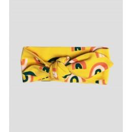 Rainbow Headband in Honey