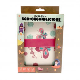 Sco - Organilicious Lunchbox - Butterfly