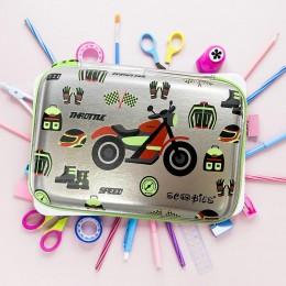 Scoo -Racing Eva Pen And Pencil Cases