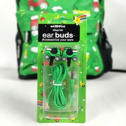 Scooter Charm Earbuds