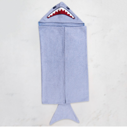 Shark animal wrap (kids)
