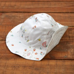 Snuggle Bunny Organic Sun Hat