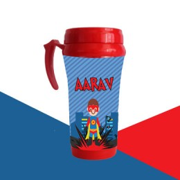 Superhero Theme Mug