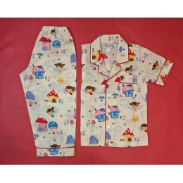 Tinkerbell Pixie Pyjama Set - For Adults