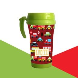 Transport Theme Mug