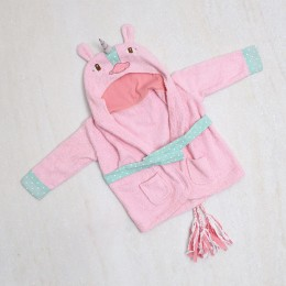 Unicorn Bath Robe