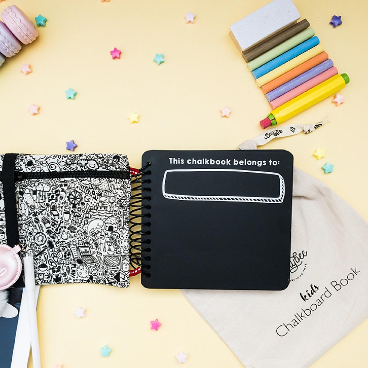 Kids ChalkBoard Book