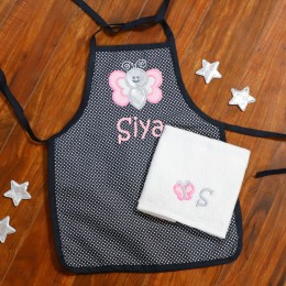 Butterfly Apron - 2 to 5 years