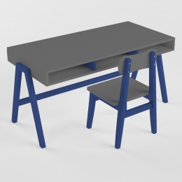 Easel Study Table & Chair