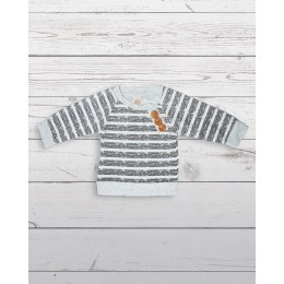 Grey Stripe Set